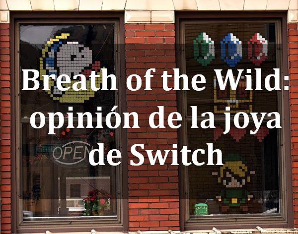 breath of the wild opinión